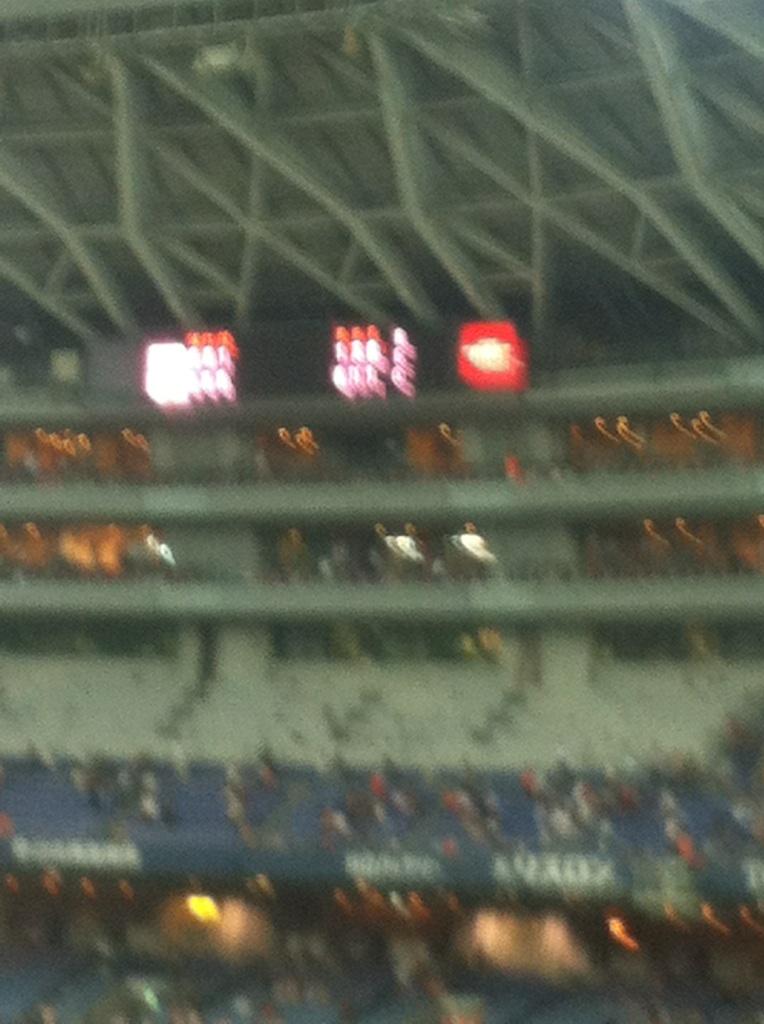 オリックス(京セラ)○1-0 亀井Haaaan!!!