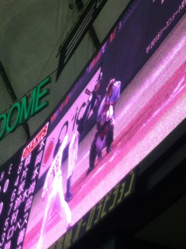 阪神(東京)○4-0 ナゴドまで勝っちゃえ