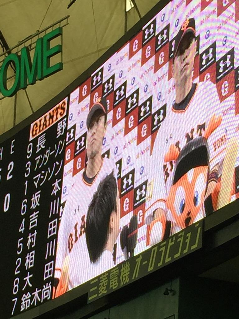 中日(東京)◯7-1 やるべきことをやれば勝てる