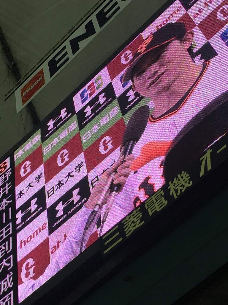 中日(東京)○3x-2 非効率な試合で二位決定